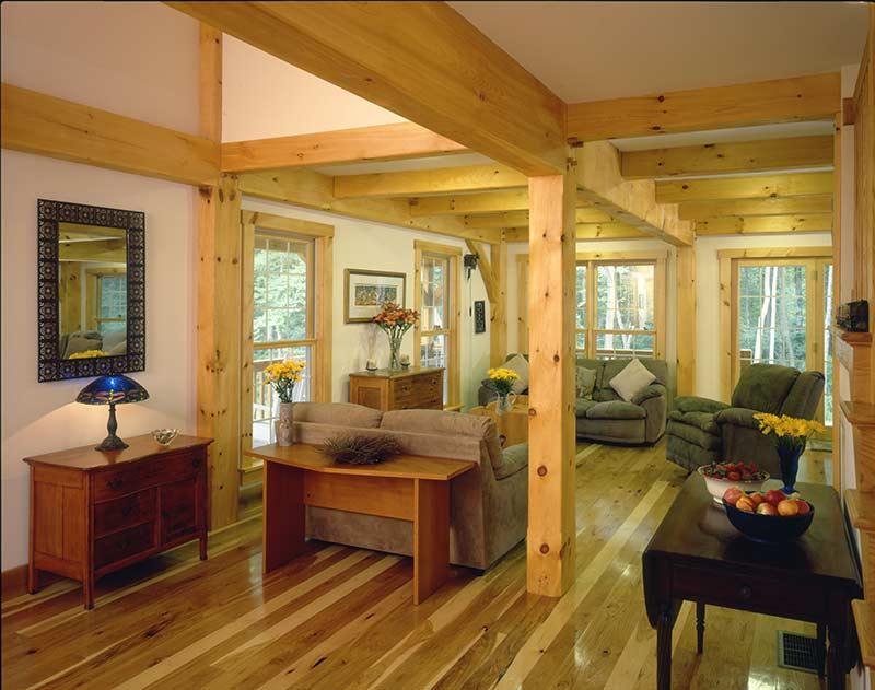 Classic Farmhouse Living Room