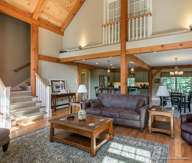 Timber Frame Homes, Post & Beam Plans And Barn Homes