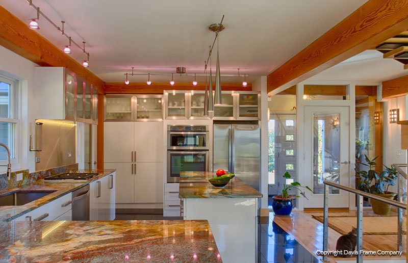 Timber Frame Kitchens Kitchen Designs Davis Frame Company