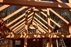 Lake Bonaparte Timber Frame 9