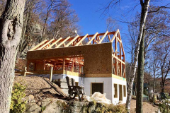 Lake Bonaparte Timber Frame 10