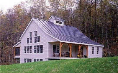 classic homestead timber frame
