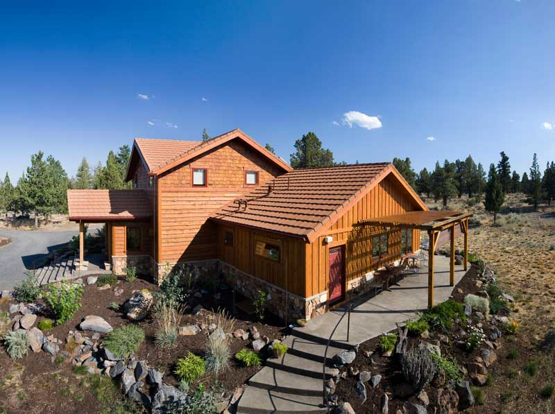 Passive Solar Design And Timber Frame Homes
