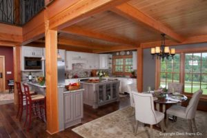 trendy-timber-frame-kitchen