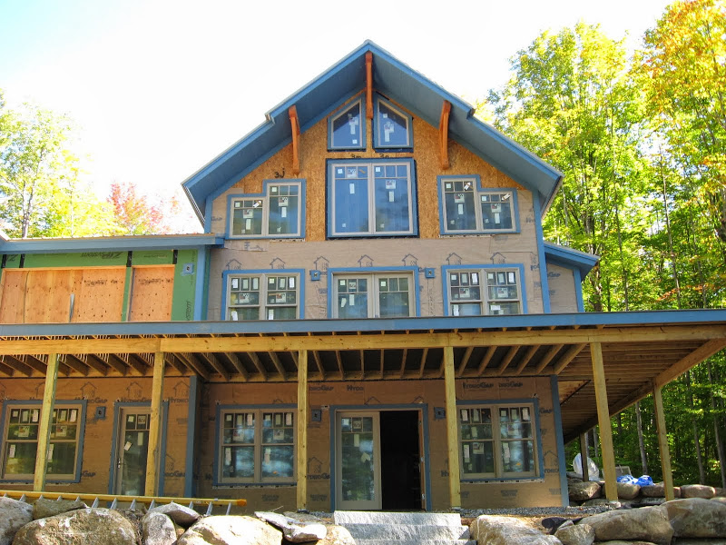Virtual Tour Of New Timber Home