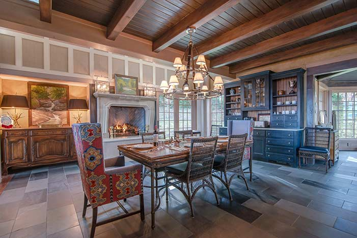 Design Tips for Your Timber Frame Dining Room
