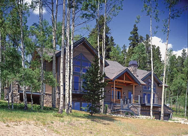 budgeting timber frame home