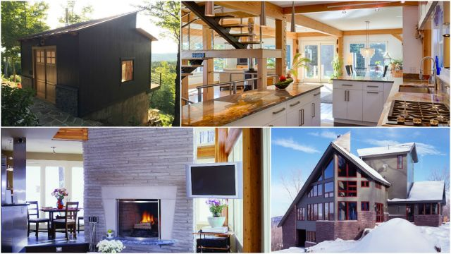 modernizing timber frame