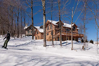 stratton vermont timber frame