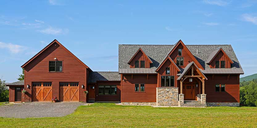 Design tips archives davis frame Modern timber frame house plans