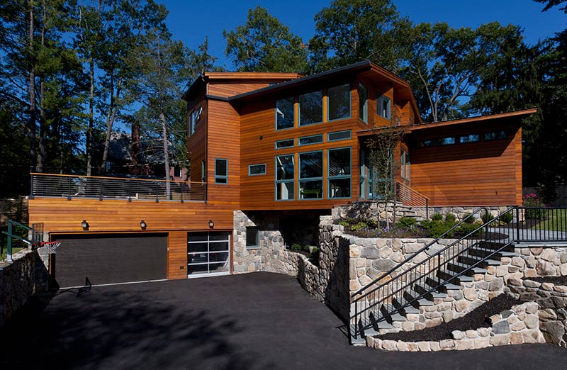 modern prefab home design