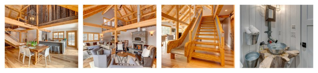 Southern Vermont Barn Home Living