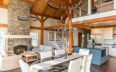 Most Requested Timber Frame Floor Plans