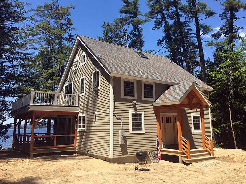 Discover This Timber Frame Legacy Home