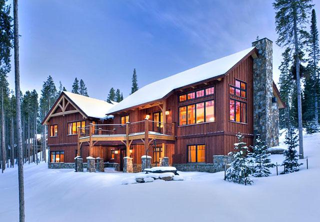 Breckenridge colorado mountain home