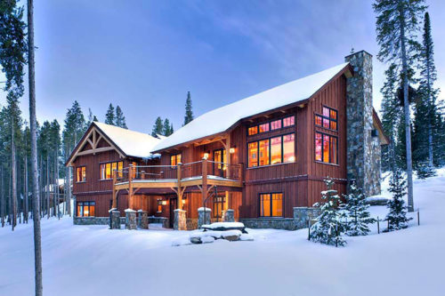 Where in the World Can a Davis Timber Frame Home Be Found?