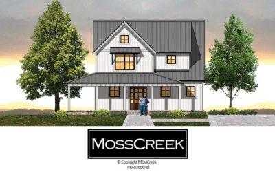Popular MossCreek Floor Plans Under 2,000 SF