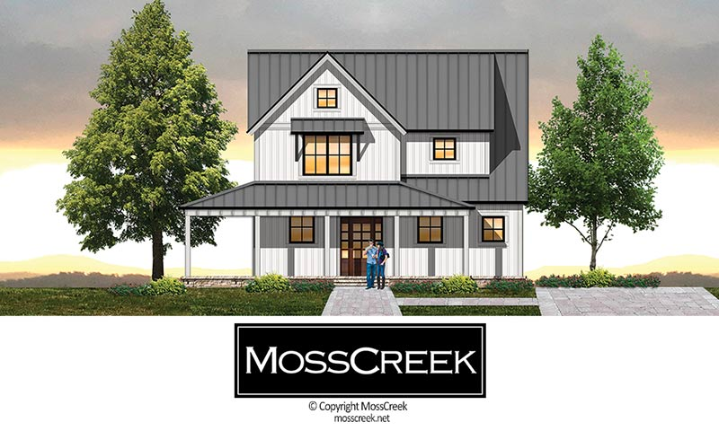 Popular MossCreek Floor Plans Under 2,000 SF