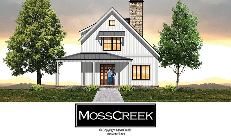 mosscreek fiddle floor plan