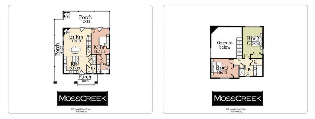concertina mosscreek floor plan