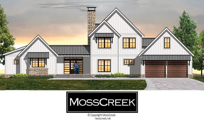 modern mosscreek floor plans