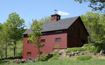 Dreaming of a Timber Frame Barn?