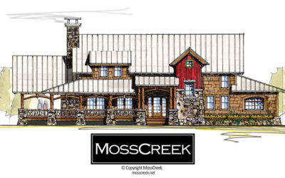 Missouri Timber Frame Home Featuring The Ravens Nest by MossCreek