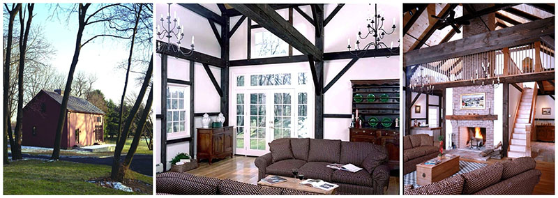classic studio timber frame