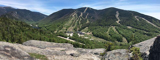 new hampshire ski area cannon mountain