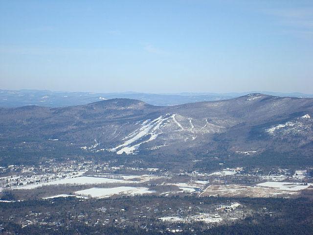 new hampshire ski area cranmore mountain