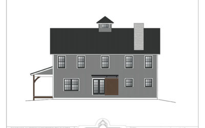 Small but Mighty Barn House Plan
