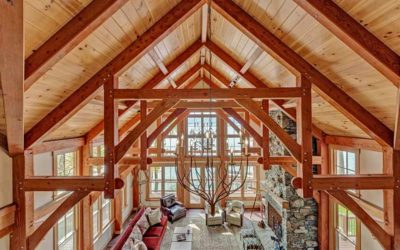 Planning Your New Timber Frame Home