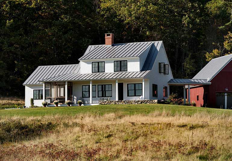 Dash landing farmhouse by whitten architects