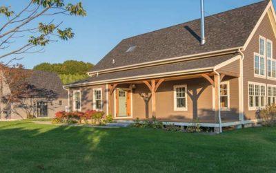 Budgeting a Timber Frame Home