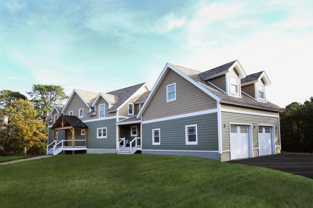 3,000 square foot timber frame