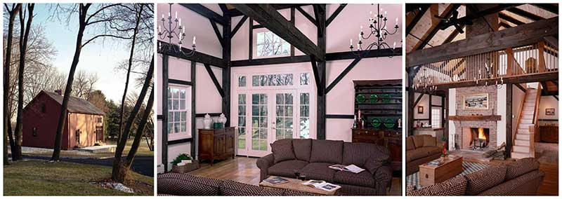 small barn home studio