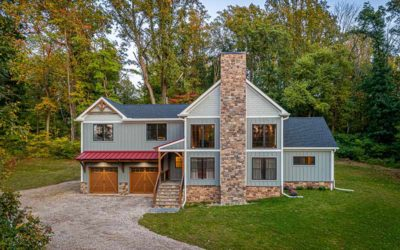 New Jersey Timber Frame Home
