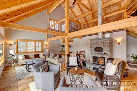 Wilmington vermont ski house