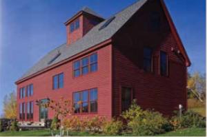 classic barn home