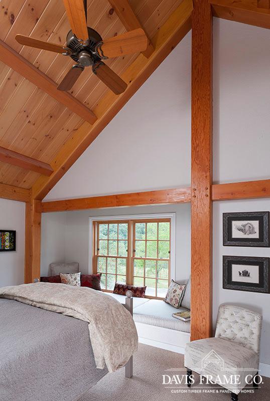 Pennsylvania timber frame home