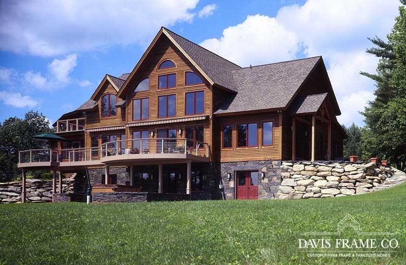 Vermont ski home