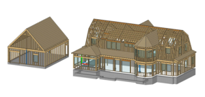 panelized home