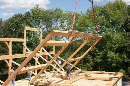 new york timber frame