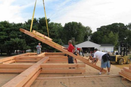 new jersey timber frame