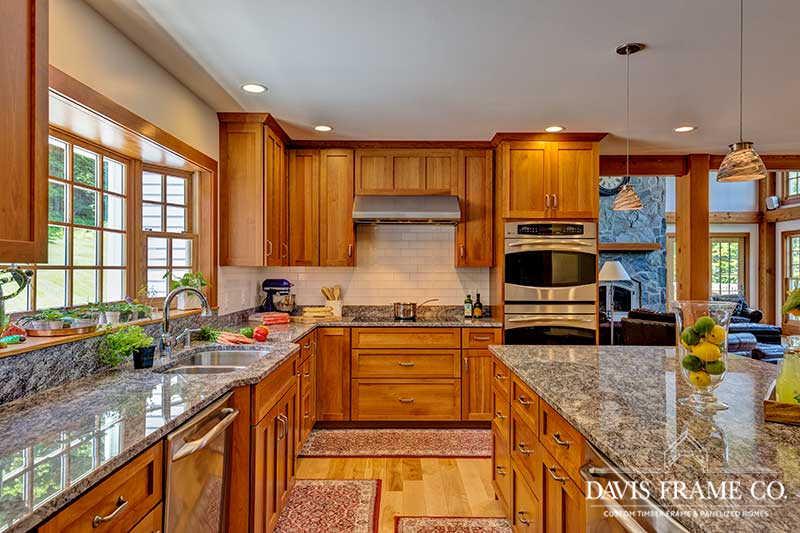 Hybrid home kitchen