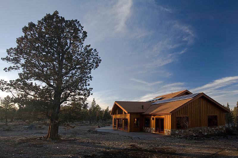 energy efficient timber frame