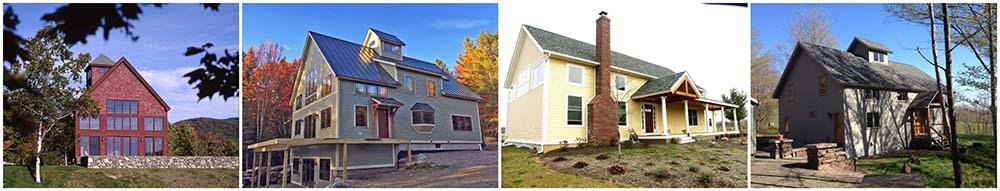 timber frame barn homes by davis frame